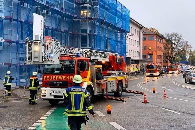 Nach Schwelbrand auch Räume des Ortenauer Kreisbrandmeisters betroffen
