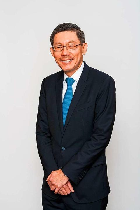 Tan Chong Lee, Europa-Chef des Staatsfonds Temasek aus Singapur  | Foto: Temasek