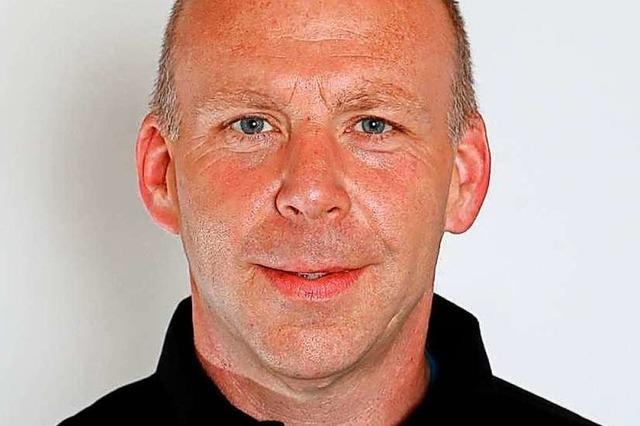 Schopfheim-Coach Daniel Schulz: