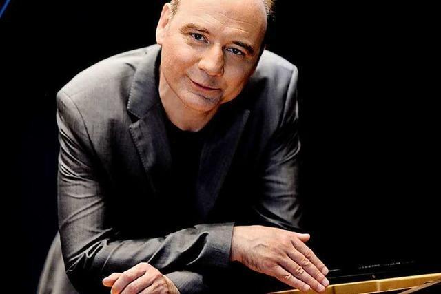 Igor Kamenz spielt anlässlich des Beethoven-Jubiläums in Merzhausen