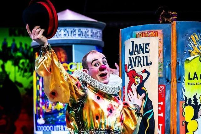 Rolf Knie über den Zirkus: