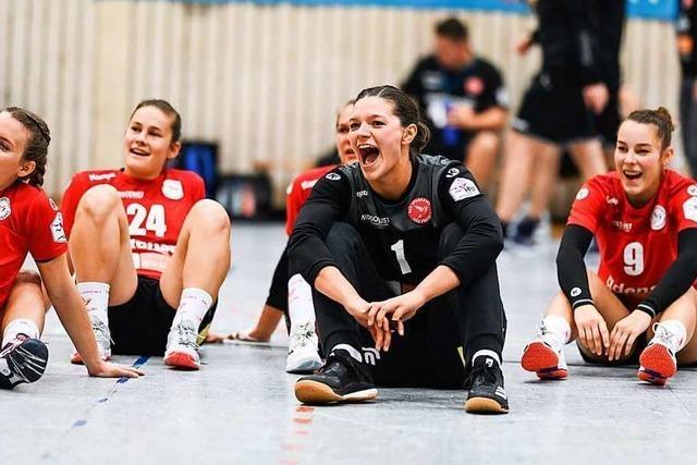 Die HSG Freiburg könnte eine neue Marke im Freiburger Frauensport werden