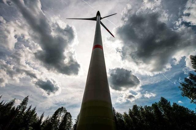 EnBW hat ein Auge auf Eisenbach-Schollach als Windkraftstandort