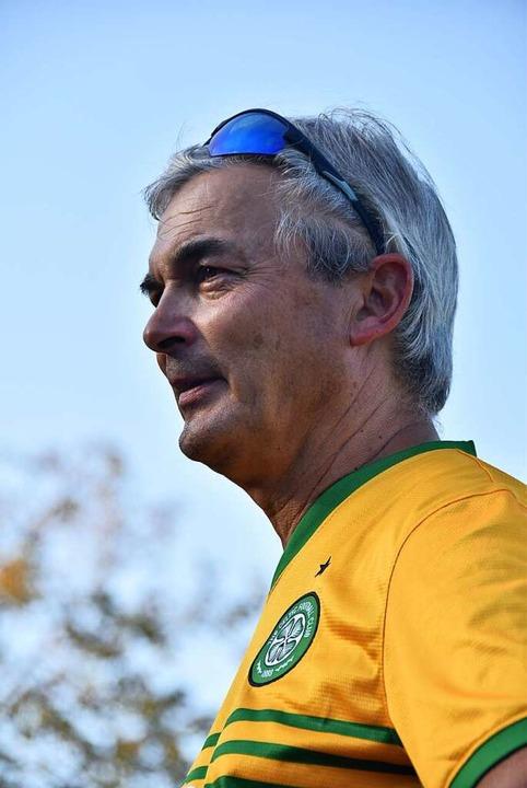 Trainer Patrick Moran  | Foto: Jannik Jürgens