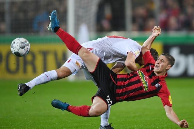 SC Freiburg scheitert mit 1:3 an Union Berlin – und hakt den DFB-Pokal jetzt ab