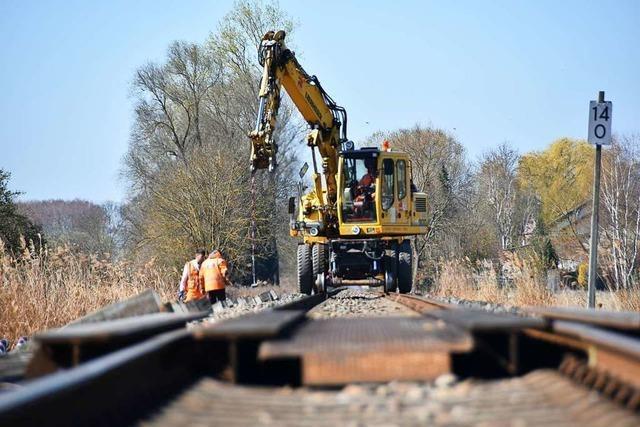 Offensive für mehr Bahnverkehr stockt, weil Zughersteller nicht liefern können