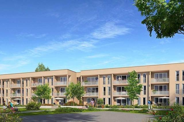 Das Quartier am Kleinfeldpark - ein Zuhause für Seniorinnen und Senioren