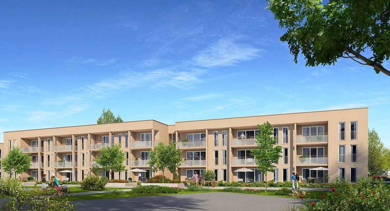 unverbindliche Illustration Haus 4 von Süden  | Foto: FWD Hausbau- und Grundstücks GmbH