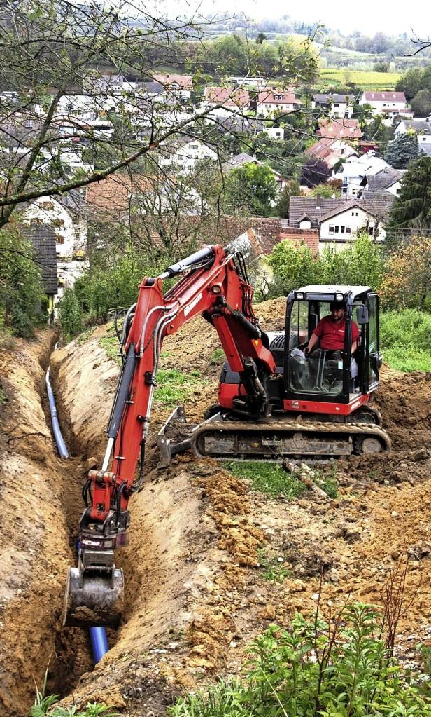 Sichere Wasserversorgung - Kenzingen - Badische Zeitung - Badische Zeitung