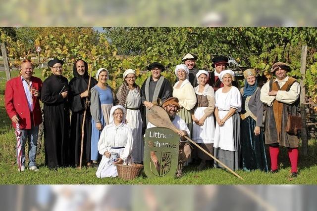 Historische Dorfführung zum Jubiläum