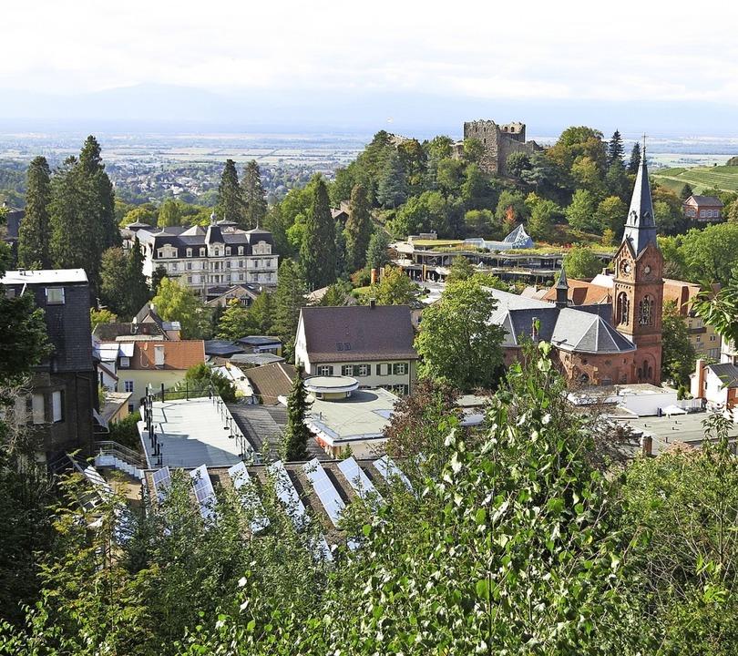 In Badenweiler hat Bündnis 90/Die Grünen für allerhand  Diskussionen gesorgt.    Foto: Michael Behrendt