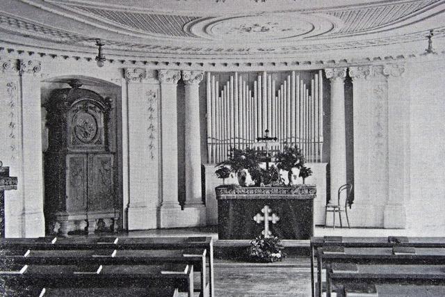 Reformationsgedenken im Klostersaal