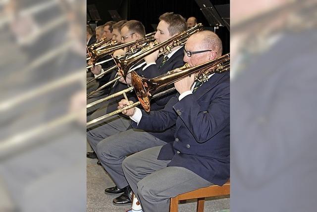 Herbstkonzert der Stadtmusik