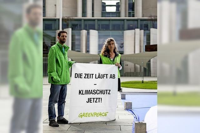 Klage gegen Deutschlands Klimapolitik