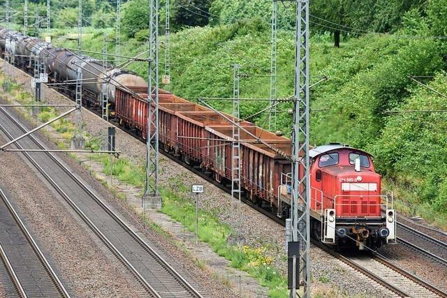 Die Stadt Mahlberg legt einen neuen Plan für die Güterzugtrasse vor