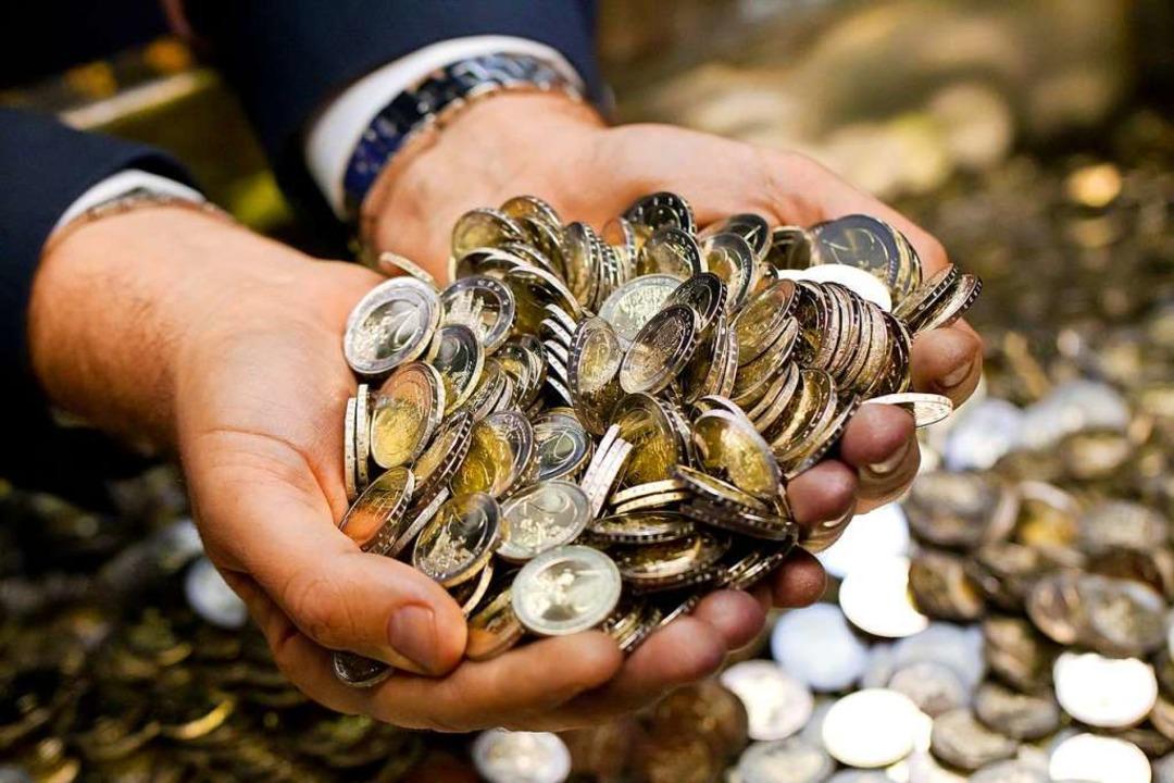 Die Stadt Lörrach braucht Geld. Jetzt ...rach ist bisher unterdurchschnittlich.  | Foto: Sven Hoppe