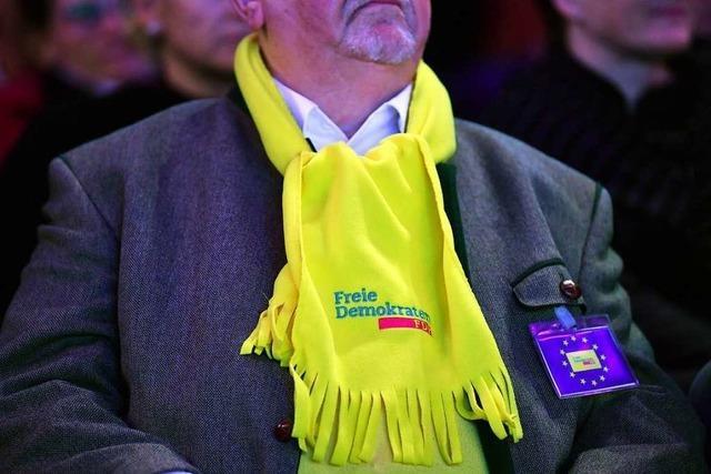 FDP in Thüringen nur noch mit 1 Stimme über der 5-Prozent-Hürde