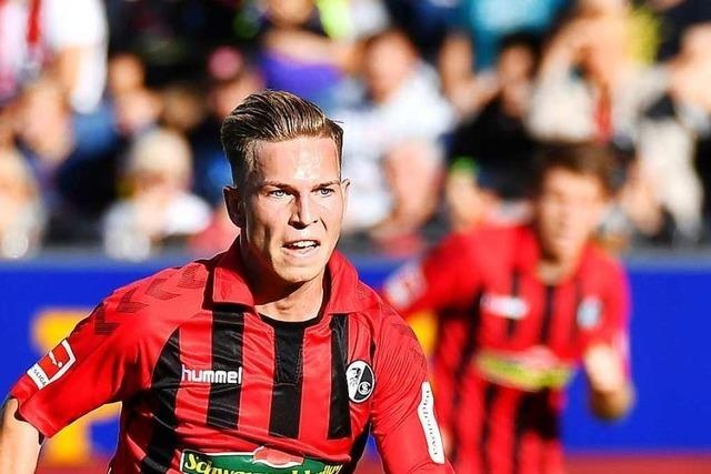 Sportclub verlängert Vertrag mit Lino Tempelmann