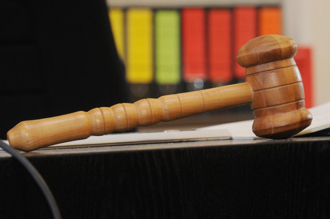 Am Amtsgericht Titisee-Neustadt  wurde ein Flaschenwurf verhandelt.    Foto: Uli Deck