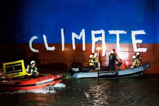 Greenpeace-Klage gegen deutsche Klimapolitik scheitert schon im Ansatz