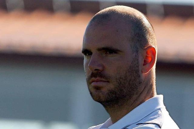 Mario Maus vom FC Hochemmingen: