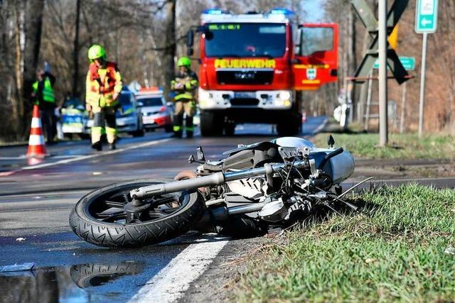 Mehr Motorradunfälle im Kreis – trotz verstärkter Kontrollen