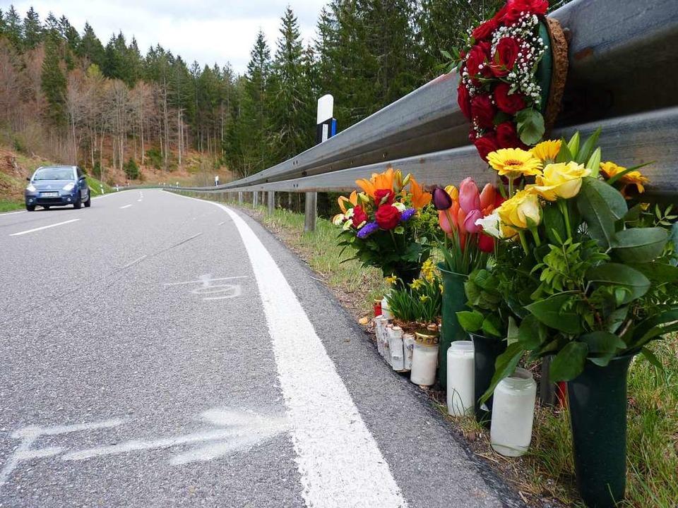 Zwischen Notschreipass und Muggenbrunn...ter starb in der Nähe ein 20-Jähriger.  | Foto: Dirk Sattelberger