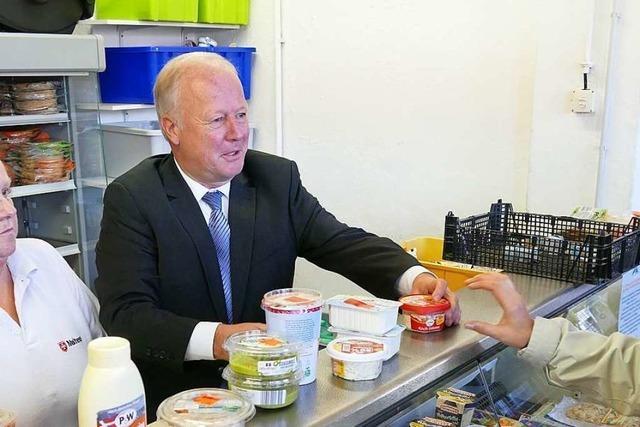 Der Wahlkreis des anderen: CDU-Politiker testen den Rollentausch