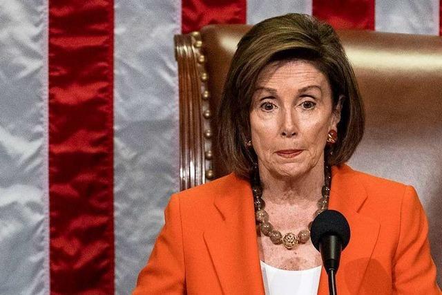 Repräsentantenhaus stützt Impeachment-Ermittlungen gegen Trump