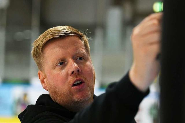 EHC Freiburg bindet Russell und Heinrizi über die Saison hinaus