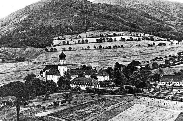 Das Kloster prägt Ortsteil und Tal
