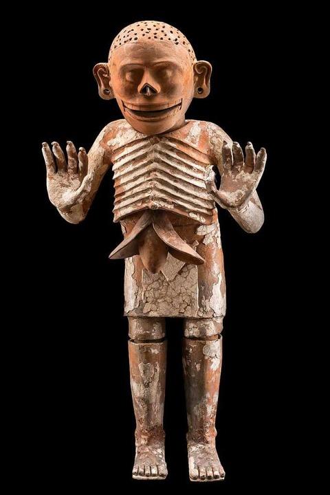 Mictlantecuhtli – Herrscher des Totenreichs  | Foto: Sergio Antonio Ortiz Suarez