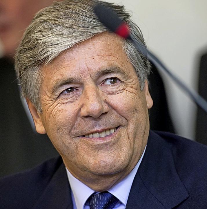 Josef Ackermann leitete die Deutsche Bank von 2002 bis 2012.    Foto: Sven Hoppe