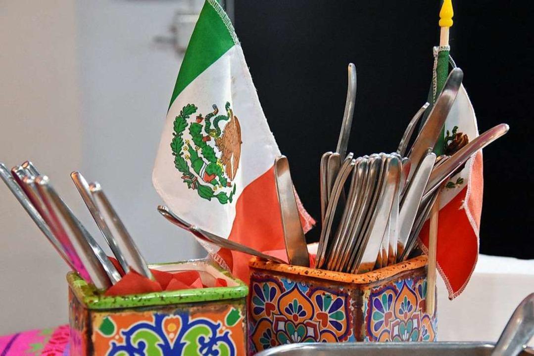 Mexiko ist Gastland bei der Feinmesse in Basel.    Foto: Kathrin Ganter