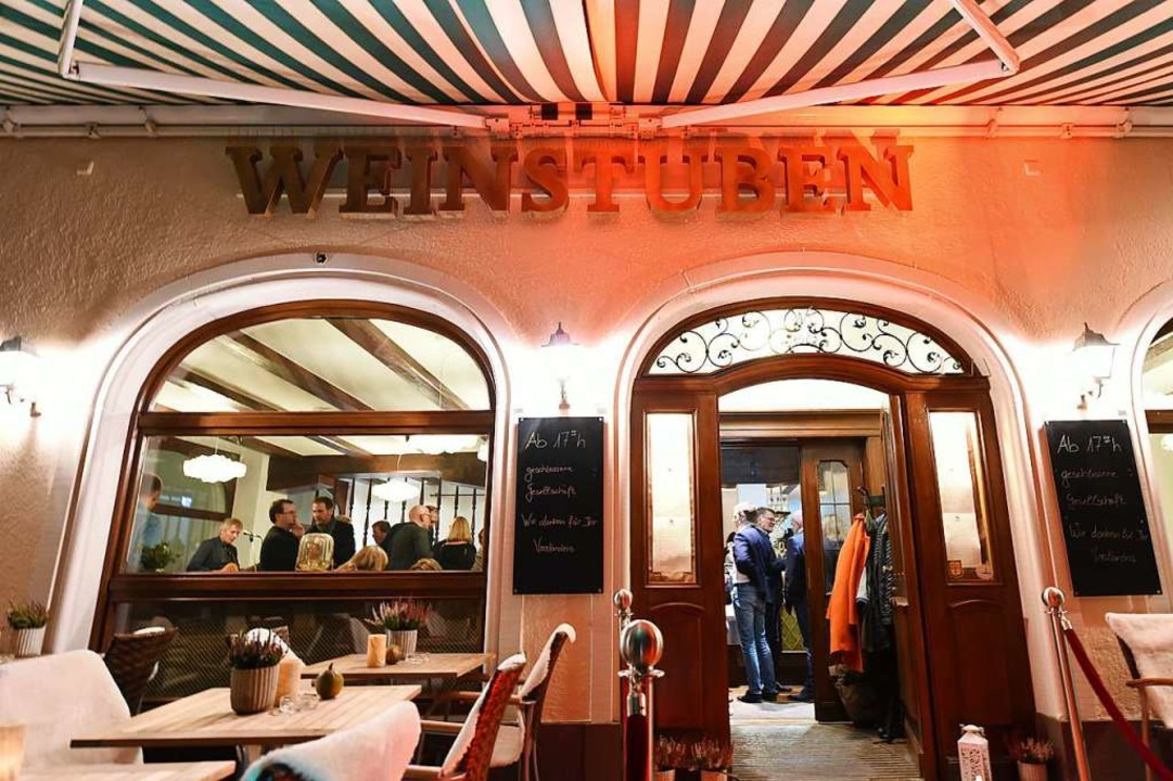 Der Eingang zum Restaurant.  | Foto: Rita Eggstein