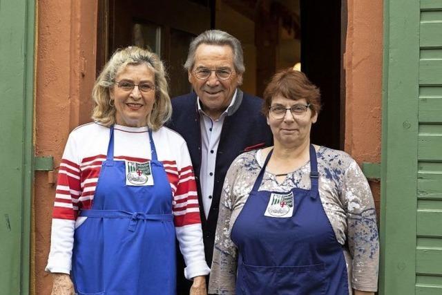 Vor 25 Jahren hat Horst Zahner den Essenstreff in Freiburg gegründet