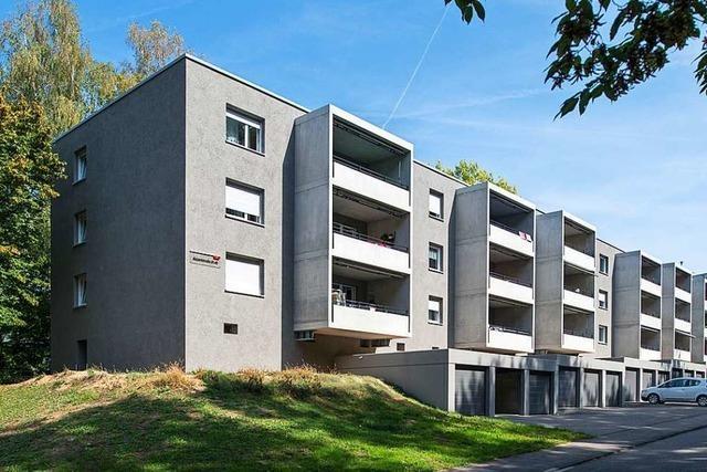 Die Wohnbau Lörrach hat mehr als 2300 Suchende auf der Liste