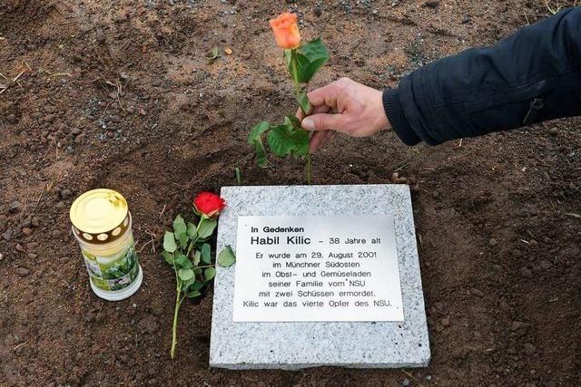 Neuer Gedenkort für NSU-Opfer in Zwickau eingeweiht