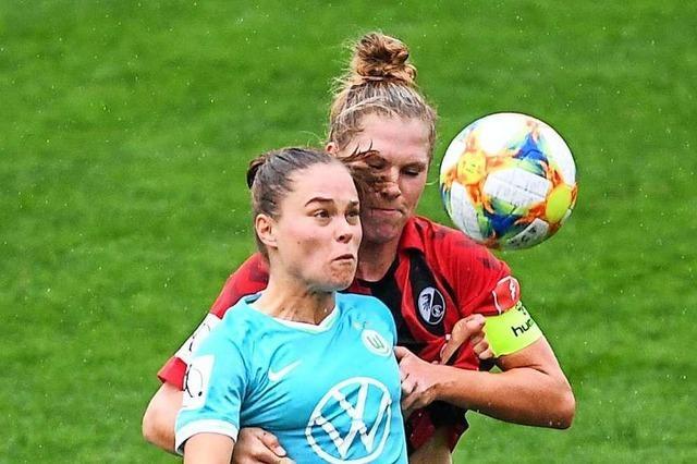 SC-Frauen kassieren 0:8-Klatsche gegen den VfL Wolfsburg