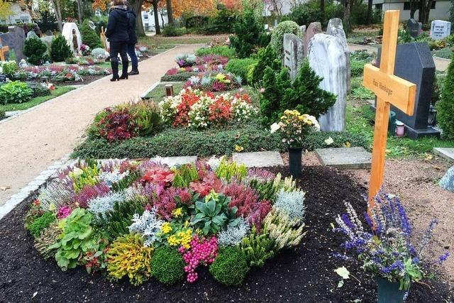 Wie die Friedhöfe im Kreis Lörrach zu lebendigen Orten werden