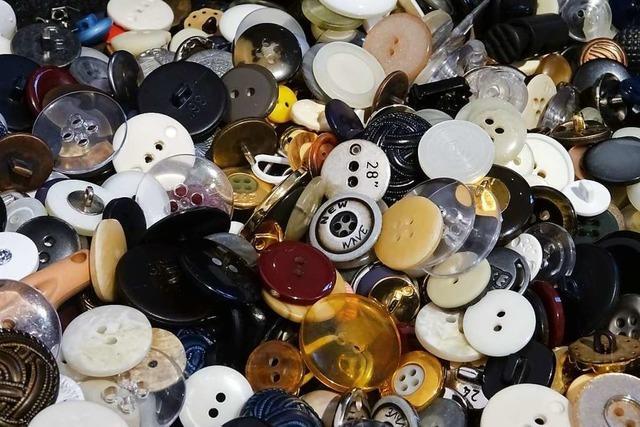 Das Museum Weiler Textilgeschichte widmet dem Knopf eine Ausstellung
