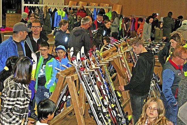 Nur noch Carving-Ski werden gekauft