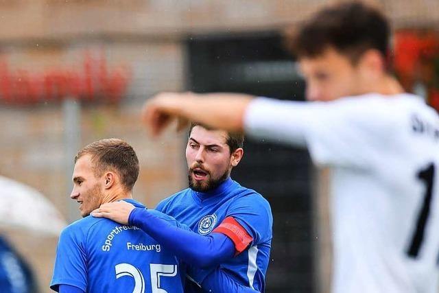 Kappel findet kein Mittel gegen High-Speed-Konter der SF Eintracht Freiburg