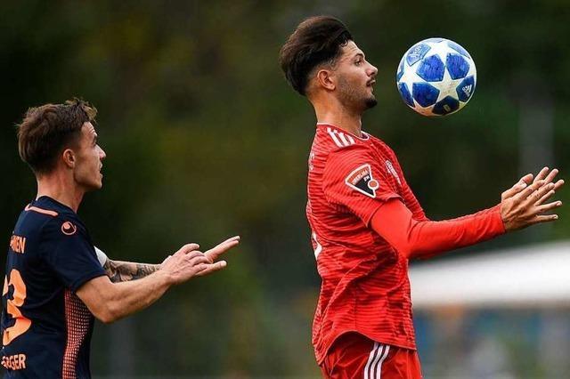 Freiburger FC erkämpft 2:2-Remis nach 0:2-Rückstand in Ravensburg