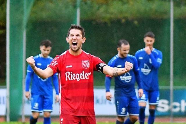 Endinger Glücksgefühle nach 1:0-Derbysieg gegen den FC Waldkirch