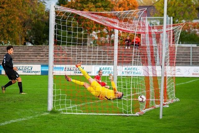 Sechster Sieg in Serie für den Offenburger FV