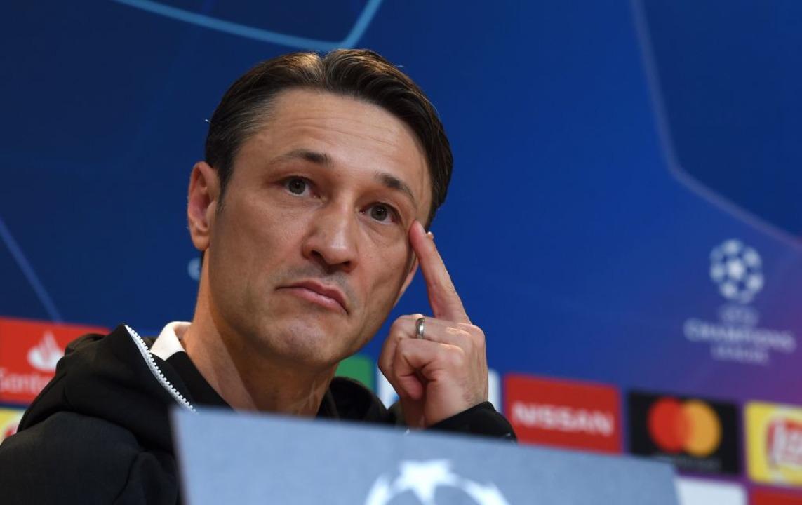 Niko Kovac  | Foto: CHRISTOF STACHE (AFP)