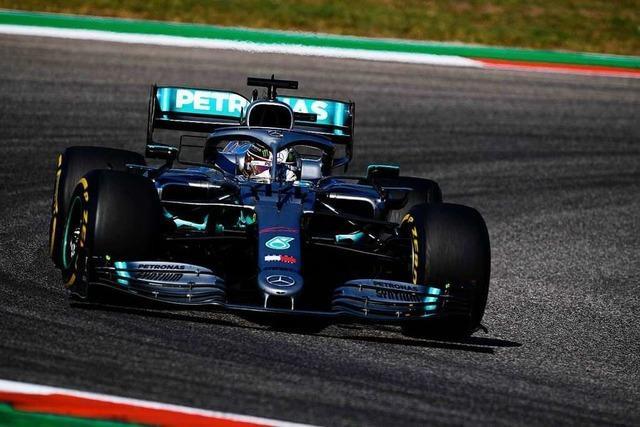 Lewis Hamilton ist wieder vorzeitig Formel-1-Weltmeister