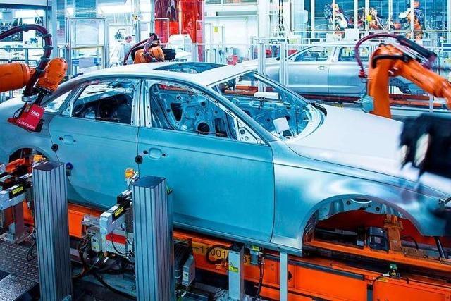 Zu Gast bei Audi Neckarsulm