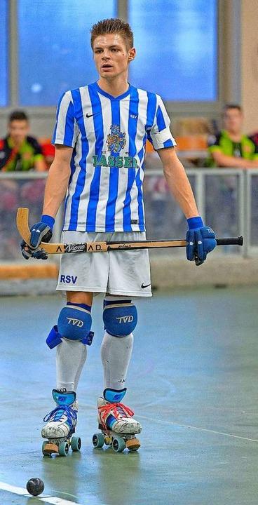 RSV-Kapitän Felix Furtwängler  | Foto: Gerd Gruendl